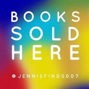 4 for $15 BOOKS SOLD HERE!!